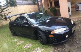 Mitsubishi Eclipse 1997 AT Black Coupe For Sale