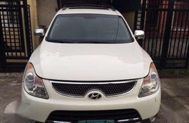 Hyundai Veracruz 2008 AT White For Sale