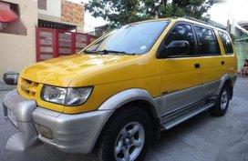 Isuzu Crosswind XUV 2003md Low mileage Very fresh n clean