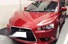 Mitsubishi AT Lancer 2015 accent