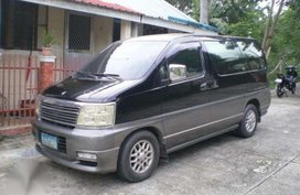Nissan El Grand Van 2000 model DIESEL