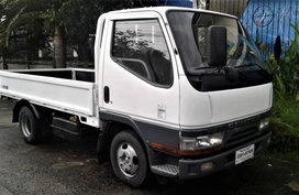 Mitsubishi Canter Drop Side 06 mdl