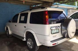 FIRST OWNED Ford Everest 2003 Manual FOR SALE