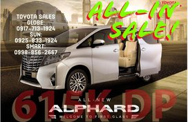 Call Now: 09258331924 Casa Sales 2019 New Toyota Alphard Brand New For Sale