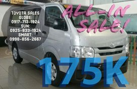 Call Now: 09258331924 Casa Sales 2019 Toyota Hiace Commuter for sale BRAND NEW