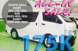 BRAND NEW!!! 2018 Toyota Hiace Commuter for sale
