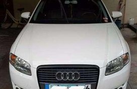 Audi A4 Gas 2007
