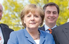 Will Chancellor Merkel ban diesel cars in Germany?