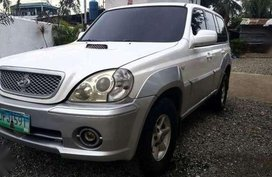 Hyundai Terracan 2010 Manual Diesel Turbo FOR SALE