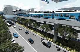 MRT7 guideway construction to cause heavier Commonwealth traffic