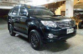 2015 Fortuner manual 4x2 good for sale