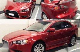 Mitsubishi Lancer 2.0L 2015 AT Red For Sale