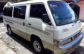 Like Brand New Nissan Urvan Escapade 2006 For Sale