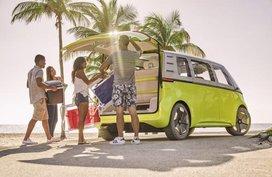 Volkswagen I.D. Buzz is coming back