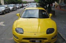Mitsubishi FTO 1997 model for sale