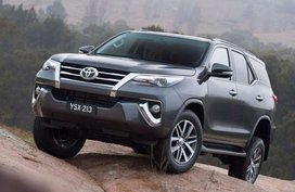 Toyota Fortuner's base model: Basic & tough yet still worth a look