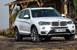 A new BMW X3 coming despite of being at the end of its production life