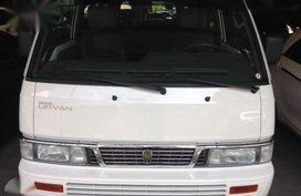 Nissan Urvan 2015 good condition for sale