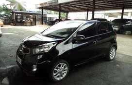 2015 Kia Picanto EX AT Black HB For Sale