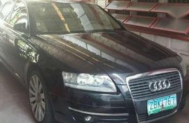 2005 Audi A6 Green for sale