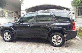 2009 Tribute 4x2 SUV black for sale