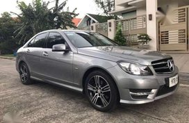 For sale 2014 Mercedes Benz C200 CGi