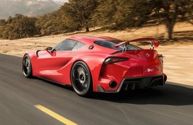 Toyota to produce more sports cars