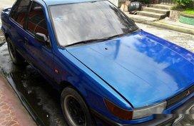 Mitsubishi Lancer 1989 Blue for sale