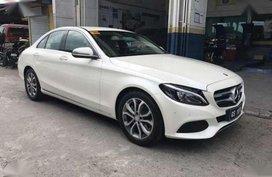For sale 2016 Mercedes Benz C200