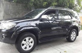 Good As New 2007 Toyota Fortuner 2.5 G For Sale