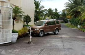 Isuzu XUVi Limited lifted with hitch for sale