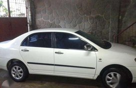 Toyota altis 02 matic for sale