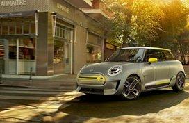 Mini Electric Concept ready to make its presence at Frankfurt