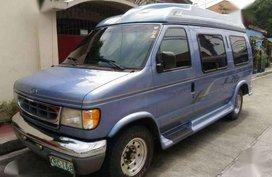 Ford E350 - Diesel Van