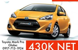 Call Now: 09258331924 Casa Sales 2019 Toyota Prius C CVT Hybrid Full Options ALL IN Sale!!!
