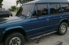 Well Maintained 1998 Mitsibishi Pajero 1st Gen For Sale