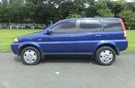 2001 Honda HRV 4x4 MT for sale