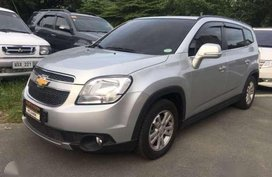 2015 Chevrolet Orlando LT AT Silver For Sale