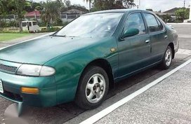 Well Maintained 1996 Nissan Altima Bluebird For Sale