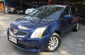 Blue Nissan Sentra 2016 for sale