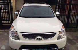 Hyundai Veracruz VGT V6 3.0 AT White For Sale