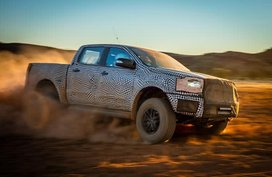 Ford Ranger Raptor to debut in Asia-Pacific market next year