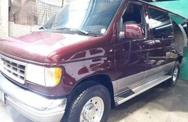 Fresh Like New 1995 Ford E350 U.S 7.3 AT For Sale