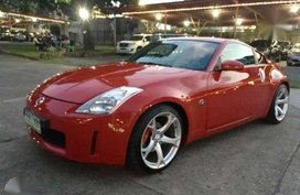 2004s Nissan 350Z Matic