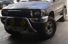 Toyota Hilux Surf 1991 AT Green For Sale