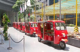 EMotors and the Net Group to offer noise-free, emission-free e-shuttles in BGC