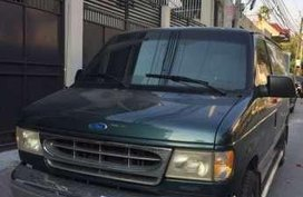1998 Ford Van e350 e150 econoline v8 turbo diesel