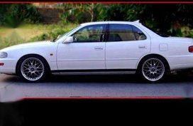 1994 Toyota Camry Le 22L sedan white for sale