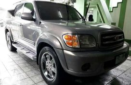 2001 Toyota Sequoia Limited Full Option 4x4