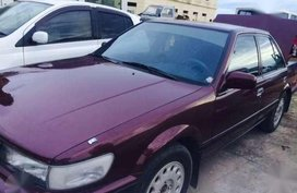 Nissan Bluebird Salon Select 2.0 Red For Sale
